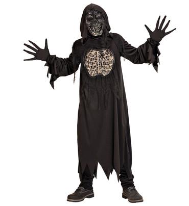 Dämon-Robe mit Maske – Bild 1