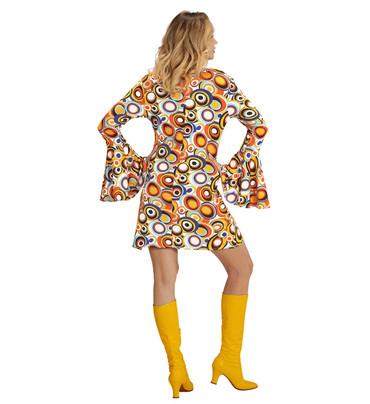 Groovy 70's Kleid Bubbles – Bild 3
