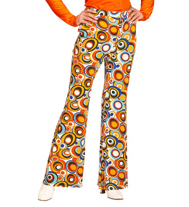 Damen-Hose Bubbles 70er – Bild 1