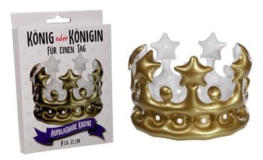 Krone aufblasbar