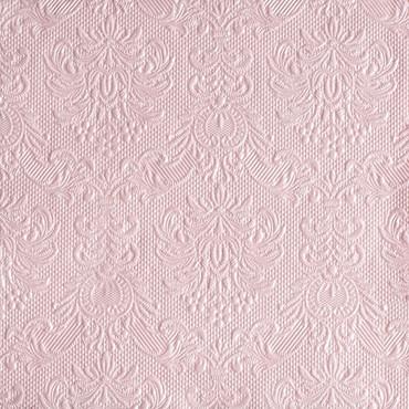 15 Lunch-Servietten Elegance Pearl pink