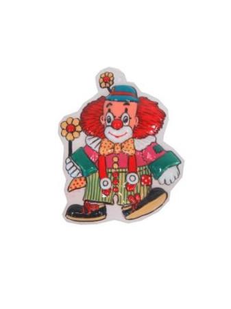 Wanddeko Clown Junge