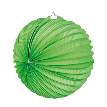 Laterne rund grün – Bild 1