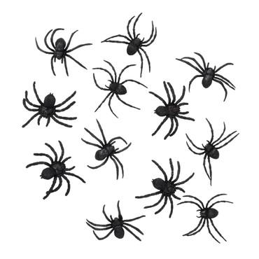 12 Gummi-Spinnen – Bild 1