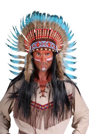 Indianer-Anzug 'White feather' – Bild 3