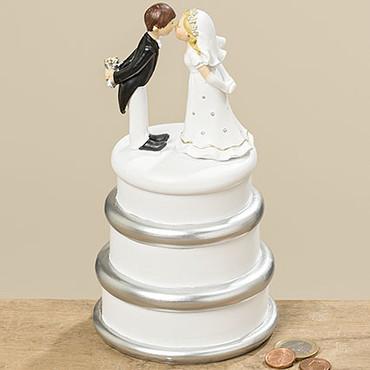 Spadose Hochzeitstorte