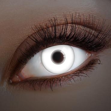 Kontaktlinse UV Snow White – Bild 1