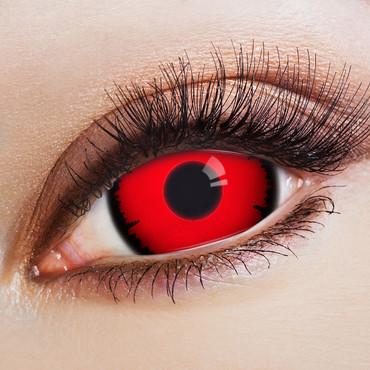 Kontaktlinse Mini Sclera Volture – Bild 1
