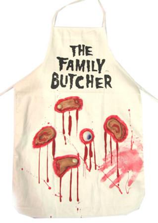Kochschürze Family Butcher