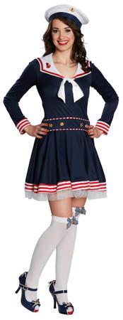 Matrosin-Kleid – Bild 1