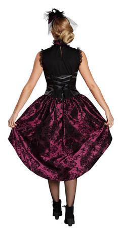Saloon Girl-Kleid – Bild 2