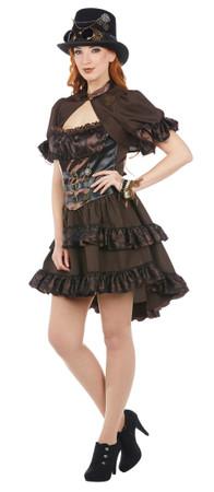 Steampunk Kleid – Bild 1