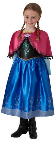 Anna Frozen Deluxe Kleid