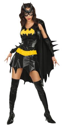Batgirl Adult-Kleid