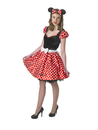 Sassy Minnie Mouse-Kleid
