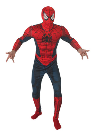 Spiderman Overall Deluxe