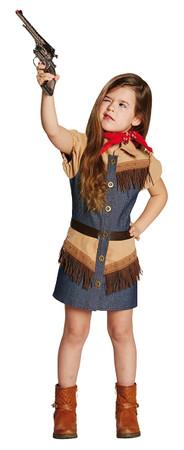 Cowgirl-Kleid