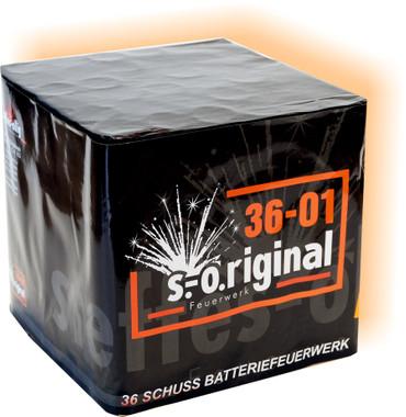 Feuerwerk-Batterie Weltmeister 36-01