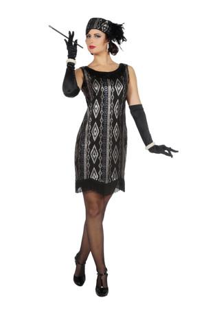 Charelston-Kleid Great Gatsby – Bild 1