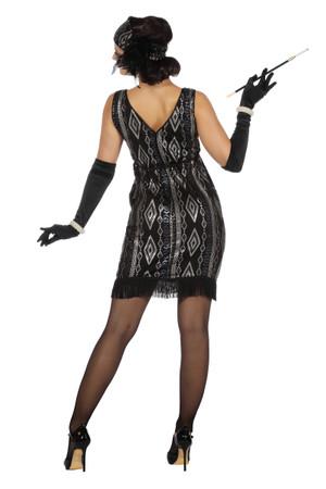 Charelston-Kleid Great Gatsby – Bild 3