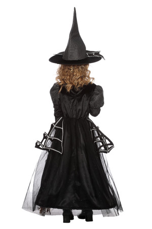 Kleid Hexe Spinne – Bild 3