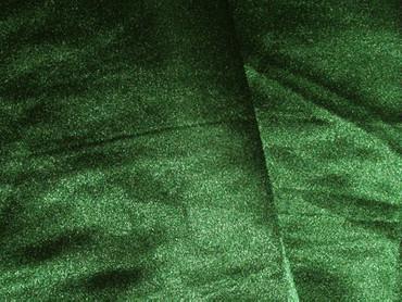 Polyestersatin dunkelgrün 150cm