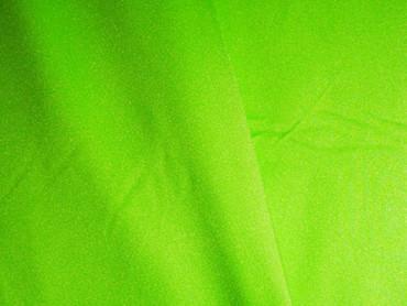 Jersey-Stretch uni neongrün