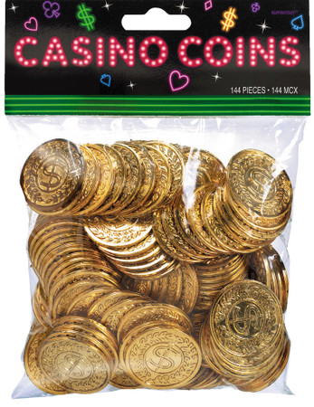 144 Casino Münzen