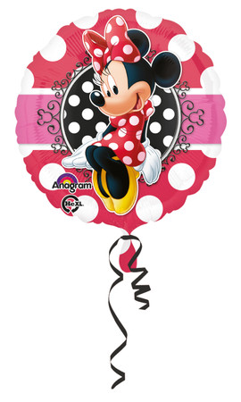 Foleinballon Minnie Mouse