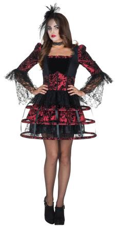 Gothicgirl Kleid – Bild 1