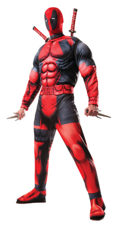 Deadpool Deluxe-Overall