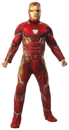 Iron Man Infinity War Deluxe
