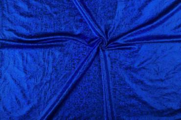 Folien-Jersey blau