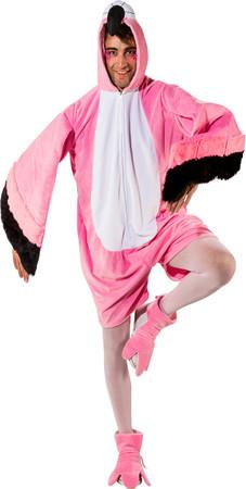 Flamingo-Overall – Bild 2