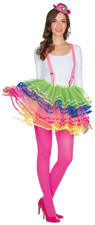 Tüllrock Multicolor