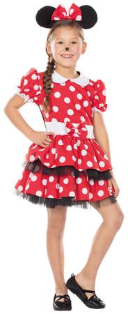 Mausemädchen Kleid – Bild 1