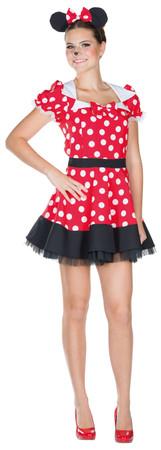 Mäuschen-Kleid – Bild 1