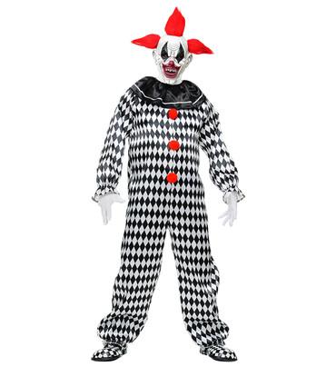 Zirkus-Clown Overall
