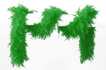 Federboa grün 180cm
