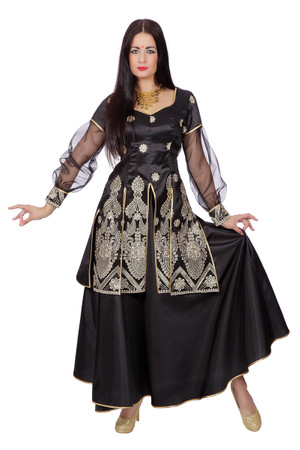 Bollywood Kleid – Bild 1
