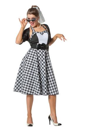 Rock'n Roll Kleid – Bild 4