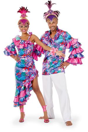 Karibik Kleid – Bild 2