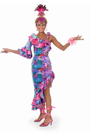 Karibik Kleid – Bild 1