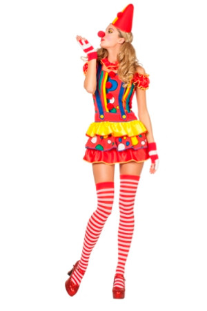 Sexy Clown Bubbles – Bild 1