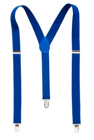 Hosenträger blau – Bild 2