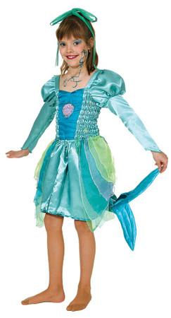 Meerjungfrau-Kleid – Bild 1