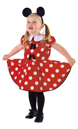 Baby Mäuschen-Kleid