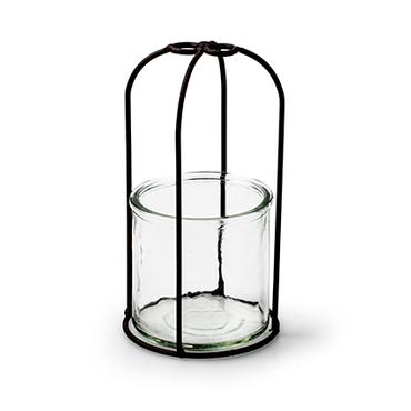 Teelichthalter / Vase Coby