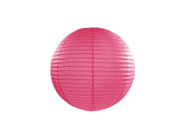 Deko-Laterne Ø 20cm pink