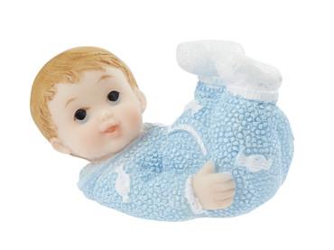 Figur Babyboy blau